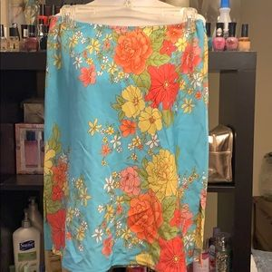 The limited Skirt Size XS